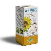 ABOCA GrinTuss pediatric Σιρόπι για παιδιά για το ξηρό & παραγωγικό βήχα 180g