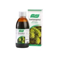 A.Vogel Santasapina Sirup without alc. 100ml