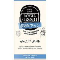 AM Health Royal Green MultiMan 60 Caps