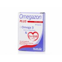 HEALTH AID Omegazon Plus CoQ10 30CAPS