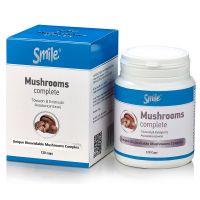 AM Health SMILE Smile Mushrooms Complete 120 Caps