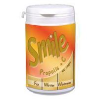 AM Health SMILE PROPOLIS & VITAMIN C 60 caps