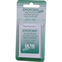 Omega Pharma Emoform Οδοντογλυφίδες 100τμχ