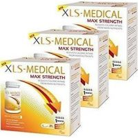 Omega Pharma Xls Medical Max Strenght 2+1 3 x 40 κάψουλες