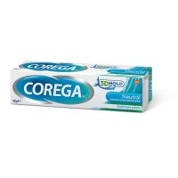 Corega 3D Hold Neutral Στερεωτική Κρέμα Οδοντοστοιχιών 40g