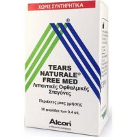 Tears Naturale Free Med 30 amps*0,4 ml