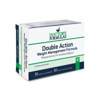 Doctor's Formulas DOUBLE ACTION WEIGHT MANAGEMENT FORMULA