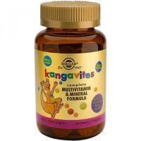 SOLGAR Kangavites Formula Chew. Tabs 60s (Βατόμουρο)