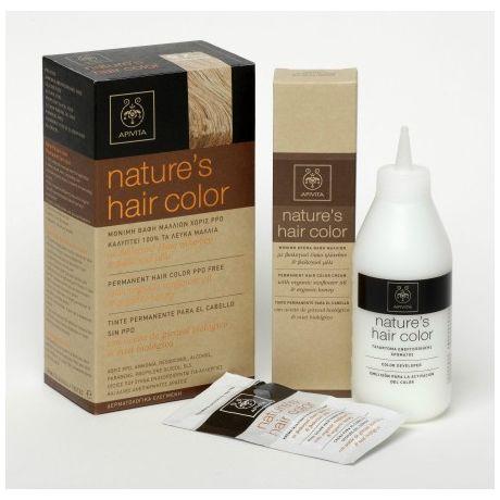 APIVITA Βαφες μαλλιων Nature s Hair Color 6.3 Καρύδι με 10.85 € 5a0f60b256b