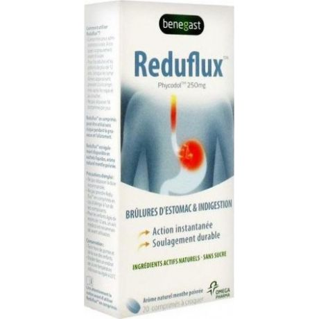 Omega Pharma Reduflux 20 μασώμενα δισκία