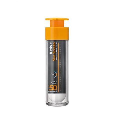Frezyderm Active Sun Screen Face Cream spf 50+ 50 ml