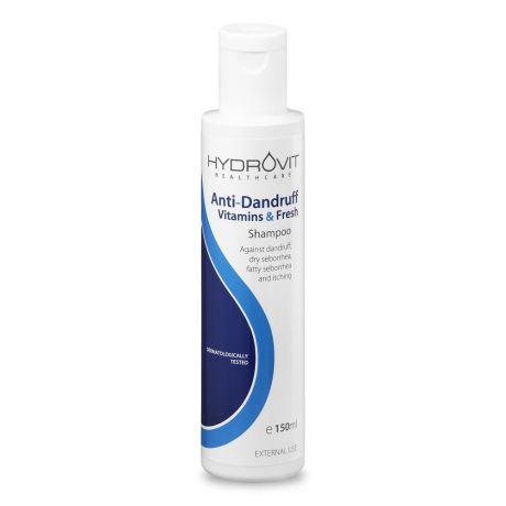 HYDROVIT Anti-Dandruff Vitamins & Fresh Shampoo - Σαμπουάν κατά της Πιτυρίδας, του Κνησμού